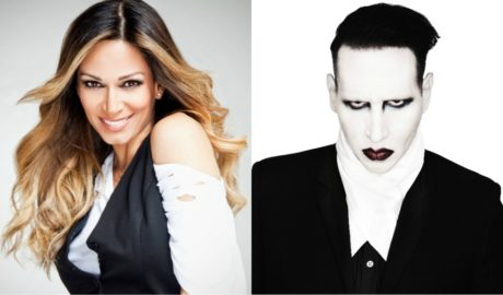 Η Έλλη Κοκκίνου δε Μασάι και τα βάζει με τον Marilyn Manson γιατί κατέστρεψε με την διασκευή του το Sweet Dreams