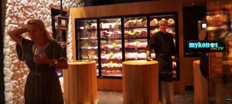 Κρεοπωλείο που πουλάει 300 ευρώ το κιλό κρέας άνοιξε στην Μύκονο