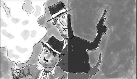 Η ζωή του Μάρκου Βαμβακάρη μέσα από ένα κόμικ βασισμένο στην αυτοβιογραφία του