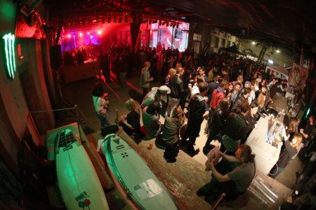 Το Surf Art Festival επιστρέφει αυτή την Παρασκευή και για 3 ημέρες