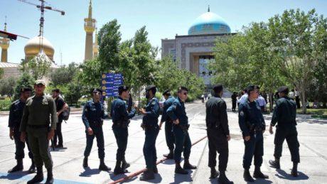 Η οργάνωση Ισλαμικό Κράτος ανέλαβε την ευθύνη για την τρομοκρατική επίθεση στην Τεχεράνη