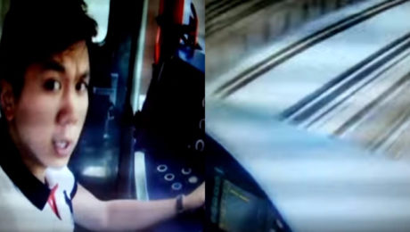 Μηχανοδηγός του ΗΣΑΠ βγαίνει σε διαθεσιμότητα επειδή άφησε τον Ορέστη Τσανγκ να οδηγήσει το τρένο (VIDEO)
