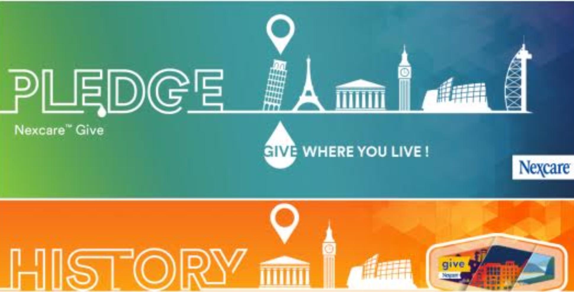"""Η εκστρατεία """"Give Where You Live"""" έρχεται για πρώτη φορά στην Ελλάδα το Σάββατο 17 Ιουνίου από την 3Μ"""