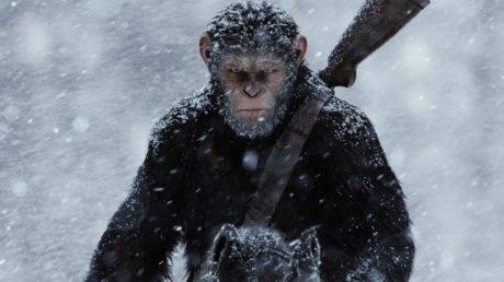 """Από το trailer η """"Μάχη για τον Πλανήτη των Πιθήκων"""" φαίνεται πως θα είναι το επικό κλείσιμο της πετυχημένης σειράς ταινιών"""