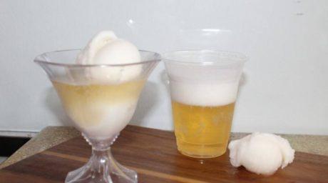 Κύπριοι αδερφοί παγωτατζίδες έφτιαξαν παγωτό με μπύρα και ζηλεύουμε τρελά