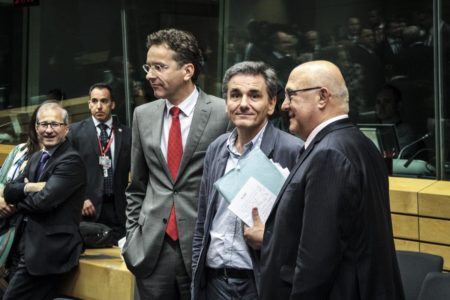Reuters: 8.5 δις και ένα «καλή τύχη» για το χρέος θα πάρει η Ελλάδα στο Eurogroup