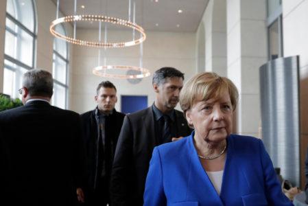 Γερμανία: Νομιμοποιήθηκε ο γάμος ομόφυλων ζευγαριών, αρνητική ψήφος της Μέρκελ