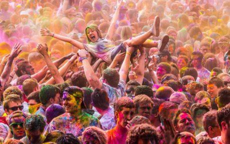 Το Colour Day Festival έρχεται για τρίτη φορά στην Αθήνα το Σάββατο 17 Ιουνίου