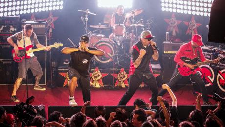 Prophets of Rage: H μπάντα με μέλη από Rage Against The Machine, Cypress Hill και Public Enemy κυκλοφόρησε νέο κομμάτι (VIDEO)