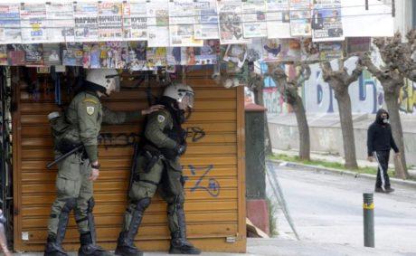 Οι συνδικαλιστές της αστυνομίας διοργανώνουν στις 29 Ιουνίου ανοιχτή εκδήλωση στην πλατεία Εξαρχείων