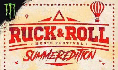 """Το """"Ruck n Roll Music Festival"""" επιστρέφει στην Αθήνα με τη καλοκαιρινή του εκδοχή το Σάββατο 1 Ιουλίου"""