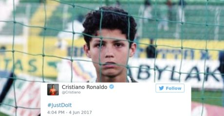 Ο Κριστιάνο Ρονάλντο ανεβάζει sponsored φωτογραφία στο twitter και του γυρίζει εντελώς μπούμερανγκ
