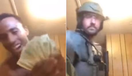 """Ντηλέρι παινεύεται live στο Facebook για τα φράγκα του και δέχεται """"επίσκεψη"""" από μπάτσους (VIDEO)"""
