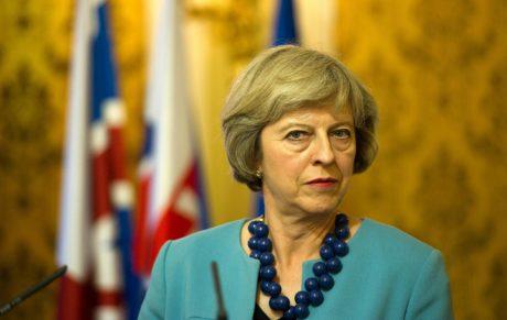 Με οριακή νίκη αλλά χωρίς αυτοδυναμία για την Τερέζα Μέι και τους Συντηρητικούς έληξαν οι Βρετανικές εκλογές