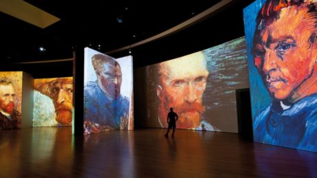 """Van Gogh Alive-The experience"": H διαδραστική έκθεση με έργα του μεγάλου ζωράφου έρχεται στην Αθήνα"