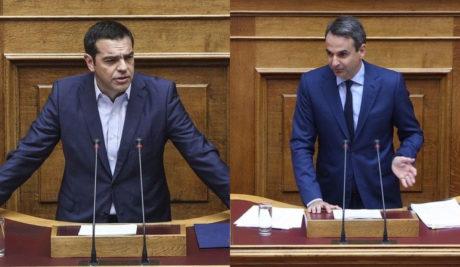 «Όχι» στην πρόταση του Κυριάκου Μητσοτάκη για εξεταστική επιτροπή για το Noor 1 είπε ο Αλέξης Τσίπρας
