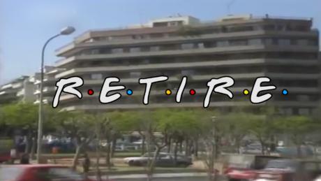 Το Ρετιρέ – τίτλοι αρχής ( F.R.I.E.N.D.S. edition)