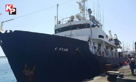 Οι αρχές της Β. Κύπρου σταμάτησαν το καράβι που ναύλωσαν οι ακροδεξιοί για να κυνηγούν πρόσφυγες