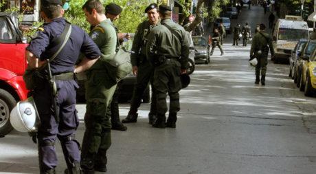 Πειθαρχική δίωξη στον πρόεδρο των ειδικών φρουρών για τις δηλώσεις περί «κράτους του Εξαρχιστάν»