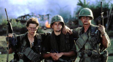 Οι πρωταγωνιστές του «Platoon» φωτογραφίζονται για τα 30 χρόνια από την κυκλοφορία της ταινίας