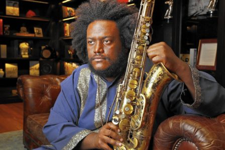 Ένα «επικό» τζαζ live θα δώσει ο σαξοφωνίστας Kamasi Washington στην Τεχνόπολη