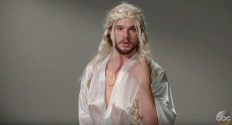 Όταν ο Τζον Σνόου έδωσε οντισιόν για τον ρόλο της Ντενέρις (VIDEO)