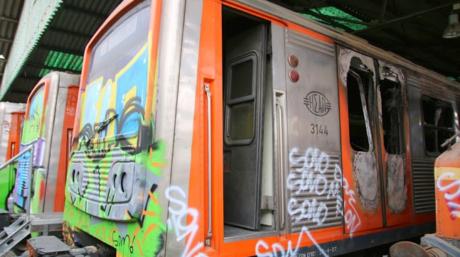 19χρονος Γάλλος πέθανε από ηλεκτροπληξία κάνοντας γραφίτι σε συρμό του ΗΣΑΠ στο Θησείο