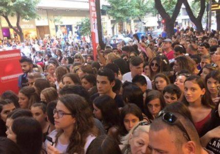 Μπορείτε να μαντέψετε το λόγο που έκλεισε η Τσιμισκή σήμερα στη Θεσσαλονίκη;
