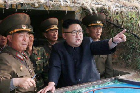 Η Βόρεια Κορέα εξετάζει σχέδιο για επίθεση με πυραύλους σε Αμερικάνικο έδαφος