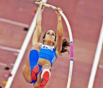 Και χρυσό μετάλλιο και πανελλήνιο ρεκόρ η Κατερίνα Στεφανίδη στο Λονδίνο