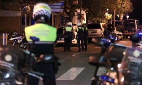 Ένας ύποπτος για τρομοκρατική επίθεση πυροβολήθηκε από την Ισπανική αστυνομία