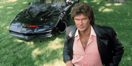O Ντέιβιντ Χάσελχοφ επιβεβαιώνει: Το Knight Rider επιστρέφει σαν τηλεοπτική σειρά