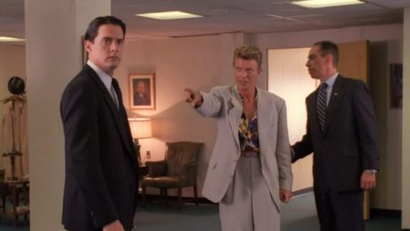 O David Bowie έκανε την εμφάνισή του στη νέα σεζόν του Twin Peaks