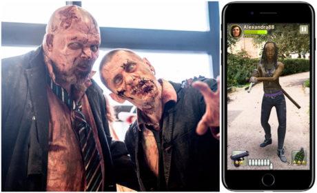 Μετά το Pokémon Go, έρχεται η ώρα να κυνηγήσεις με το κινητό σου τα ζόμπι του Walking Dead