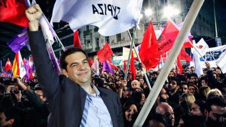 Για την απο-ριζοσπαστικοποίηση των νέων μάχεται πλέον η κυβέρνηση της Ριζοσπαστικής Αριστεράς στην Ελλάδα