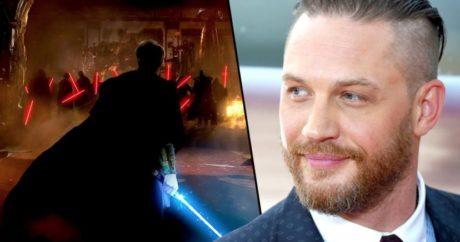 Ο Τομ Χάρντι μπορεί να κάνει την εμφάνιση του στο νέο επεισόδιο Star Wars