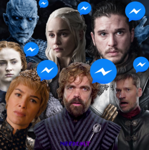 Game of Thrones Messenger Chat