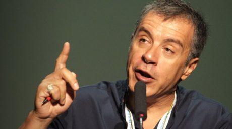 Όνομα ποταμιού θα έδινε ο Σταύρος Θεοδωράκης στο νέο ΠΟΤΑΜΙ/ΠΑΣΟΚ εάν ψηφιστεί ως επικεφαλής