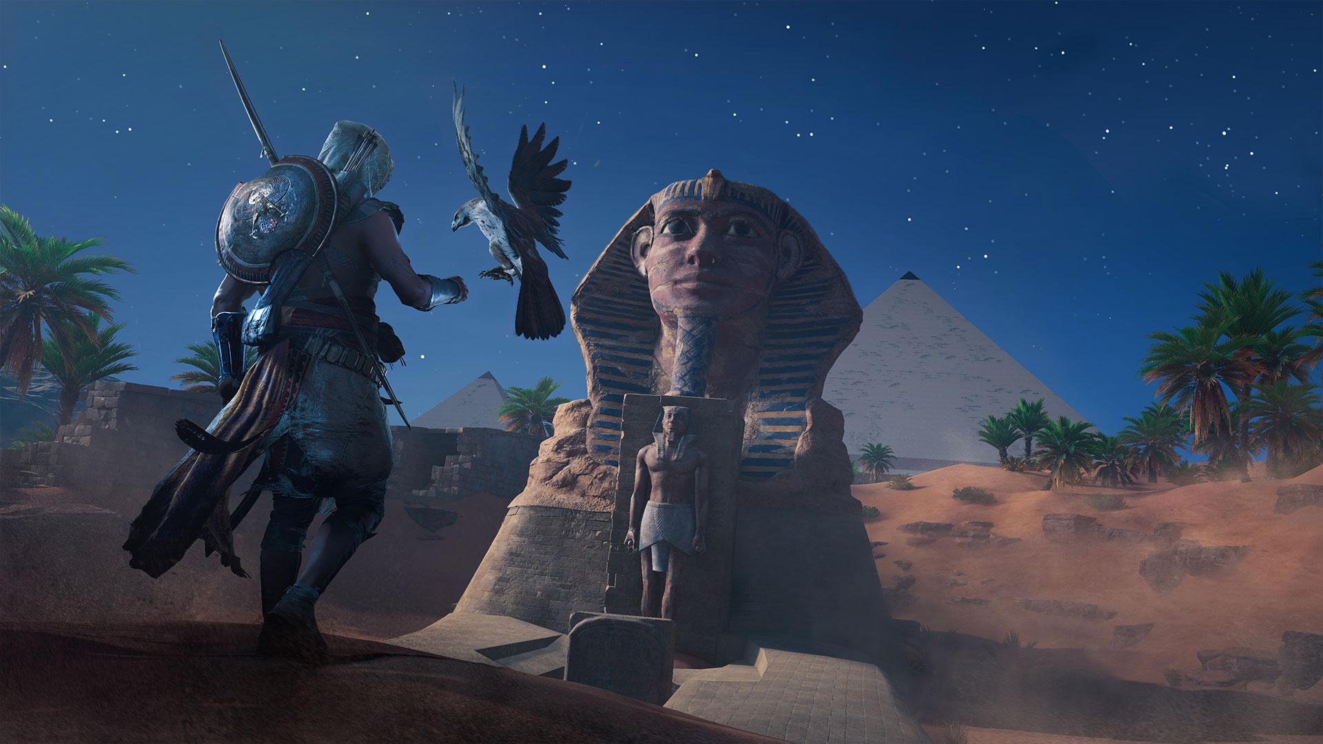 Το τρέηλερ για το «Assassin's Creed: Origins» μας έψησε για εξερεύνηση στον κόσμο της Αρχαίας Αιγύπτου