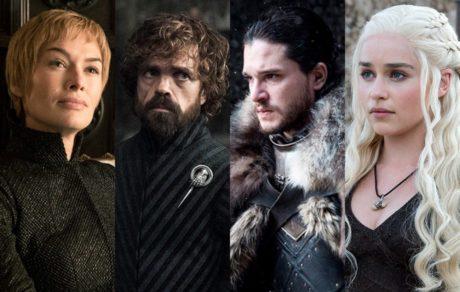 Η παραγωγή του Game Of Thrones ετοιμάζεται να γυρίσει πολλά εναλλακτικά φινάλε