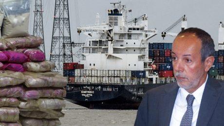121 κιλά κοκαΐνης βρέθηκαν σε φορτηγό πλοίο του Γιάννη Κούστα στο Περού