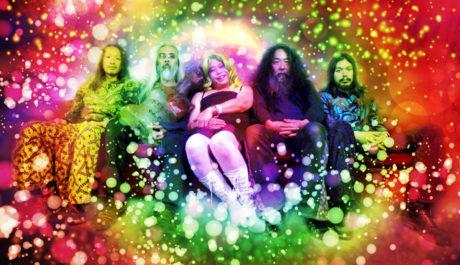 Οι Acid Mothers Temple & The Melting Paraiso UFO για μια ιστορική εμφάνιση στη σκηνή του Fuzz Club