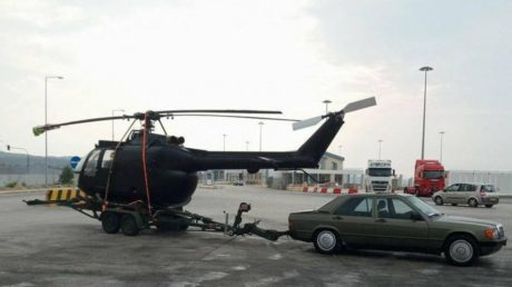 Πάτρα: 47χρονος δάγκωσε λιμενικό για να μην ελέγξει το ελικόπτερο που μετέφερε στο εξωτερικό