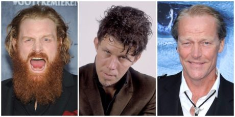 Tο απόλυτο τρελό παρεάκι Hound, Jorah και Tormund τραγουδάει Tom Waits με συνοδεία γιουκαλίλι