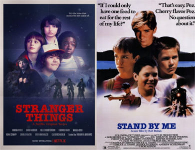 Έξι αφίσες που μυρίζουν 80s από χιλιόμετρα έβγαλε το Netflix για τη νέα σεζόν του Stranger Things