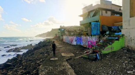 Ο τυφώνας Μαρία κατέστρεψε τη γειτονιά που γυρίστηκε το Despacito στο Πουέρτο Ρίκο