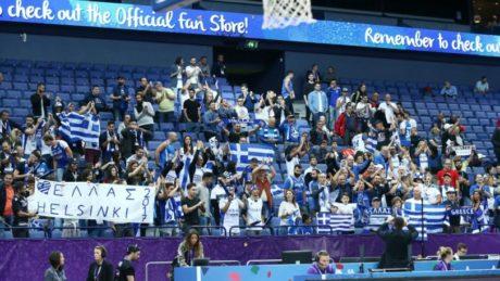 Προάγουμε πολιτισμό με «Ξημερώματα δίνεις δικαιώματα» στο Eurobasket του Ελσίνκι