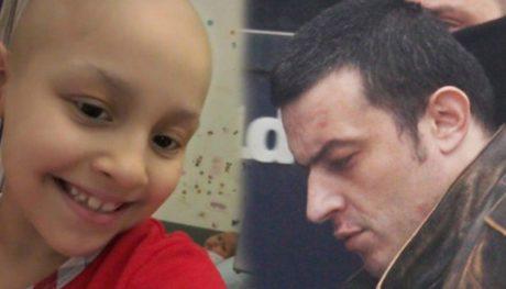 Ο Αλκέτ Ριζάι μάζευε μέσα από τις φυλακές λεφτά για τη θεραπεία ενός μικρού κοριτσιού που πάσχει από καρκίνο