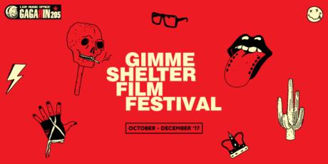 Gimme Shelter Film Festival στο Gagarin: Το πρόγραμμα του Οκτωβρίου