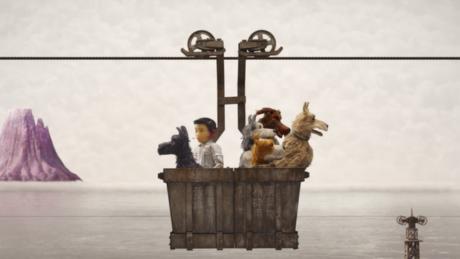 Ένα νησί με γαμάτους εξόριστους σκύλους είναι η νέα ταινία του Γουες Άντερσον